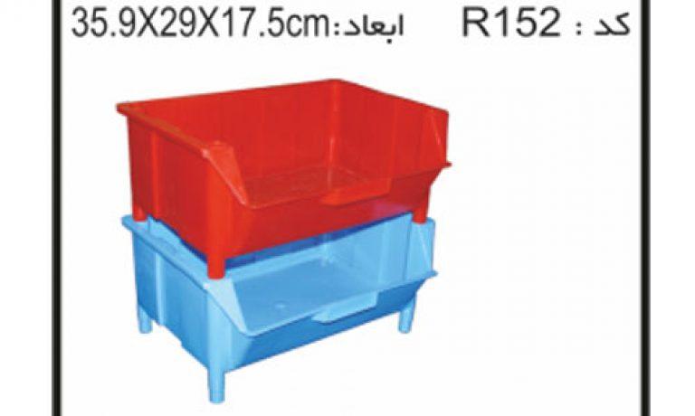 کارگاه تولید جعبه ابزار های پایه دار کد R152